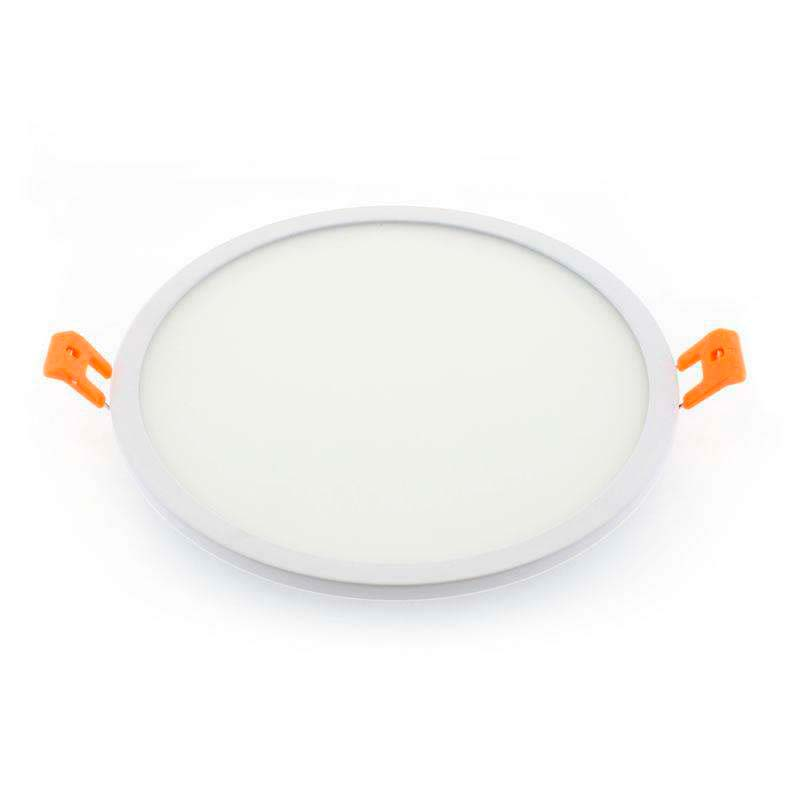 Downlight Led SLIM ROUND 22W, Blanco frío